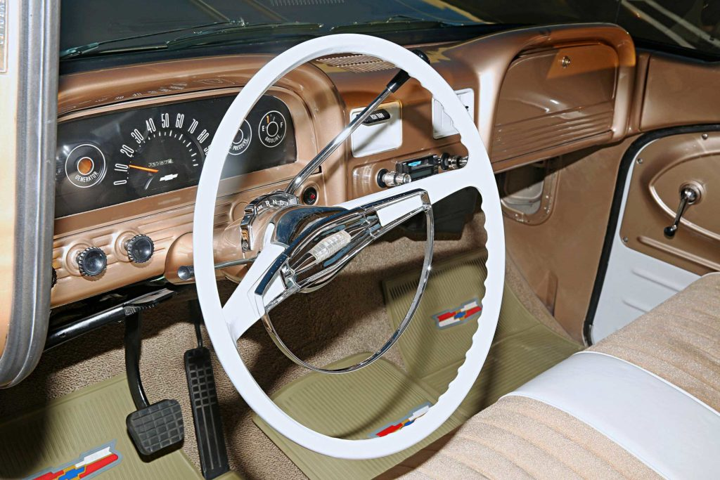 1963 chevrolet c10 steering wheel