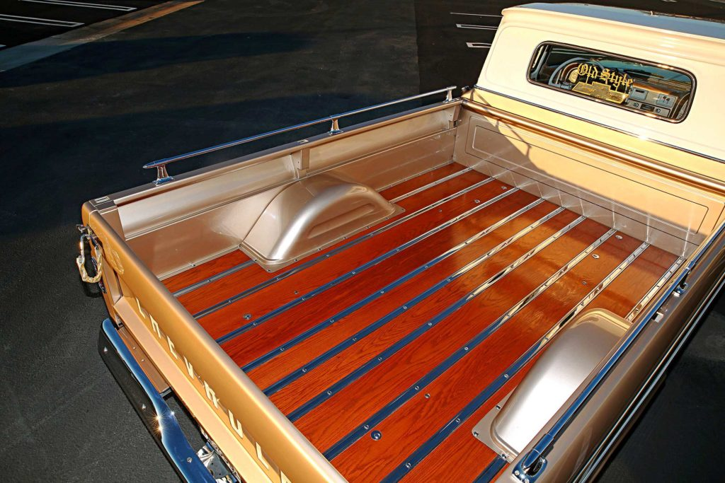 1963 chevrolet c10 wood bed