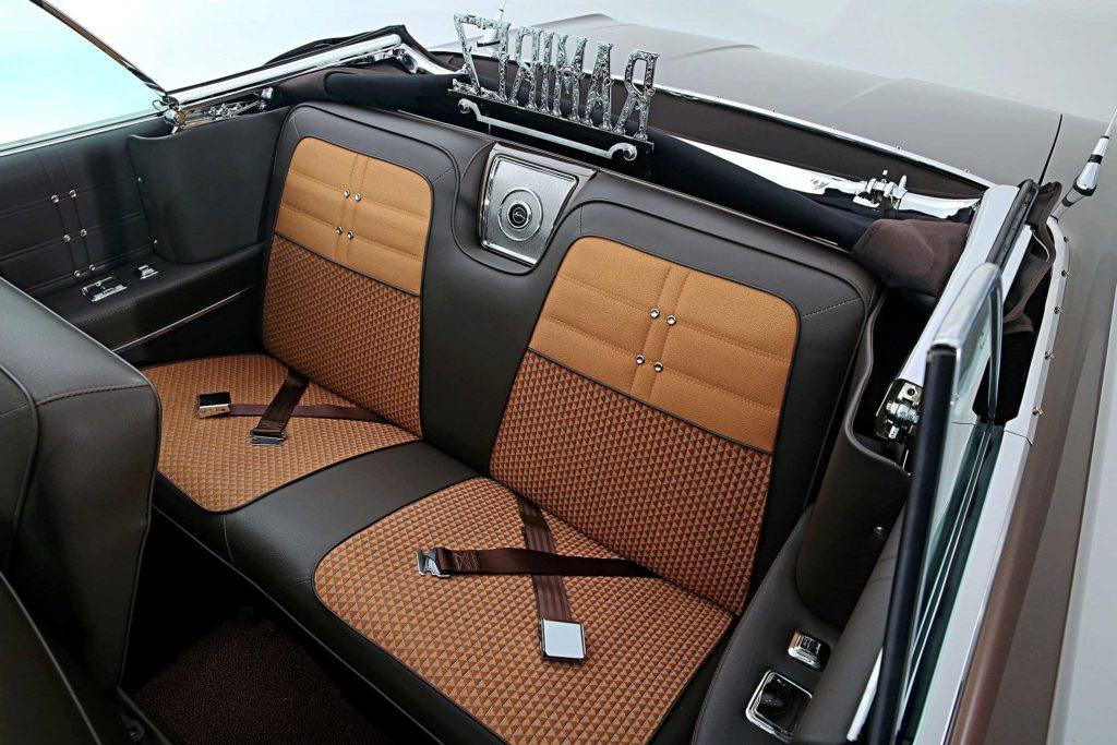 1963 chevrolet impala back seats