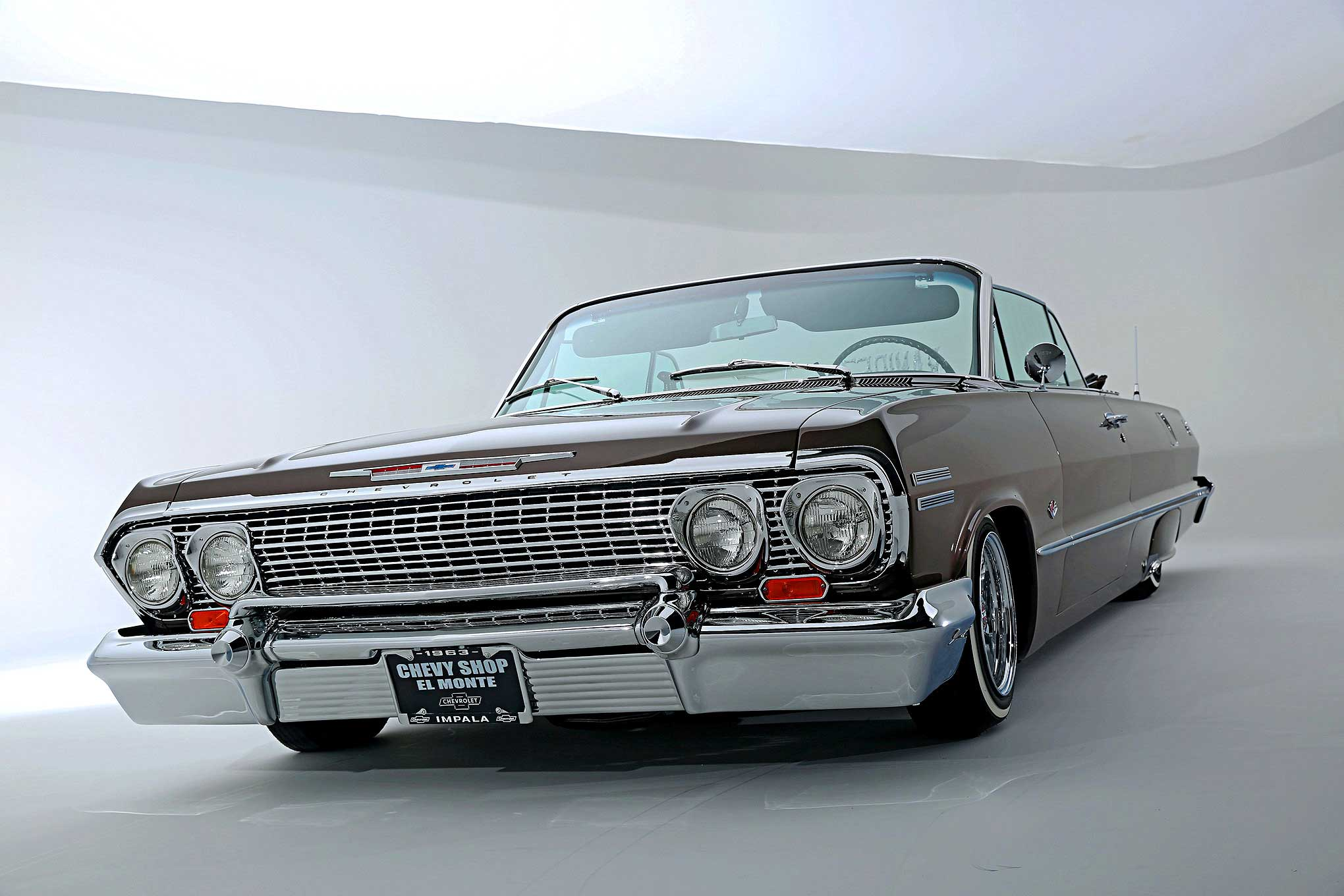 1963 Chevrolet Impala Convertible - Taking Flight