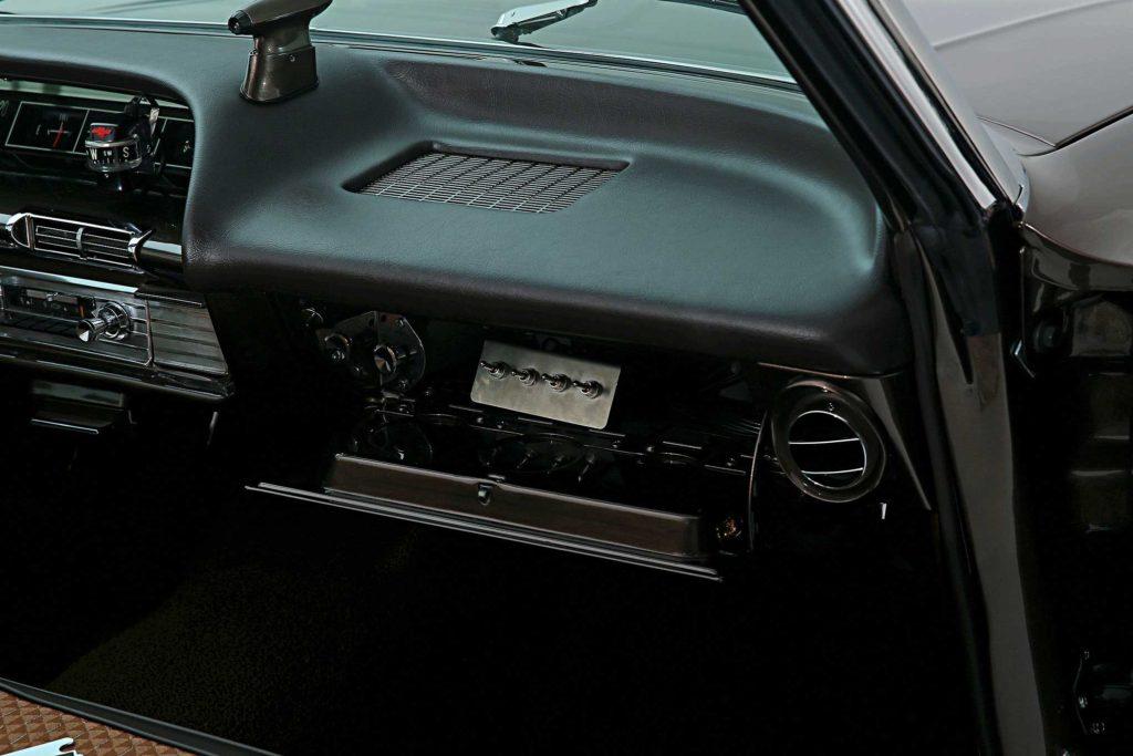 1963 chevrolet impala glovebox switches