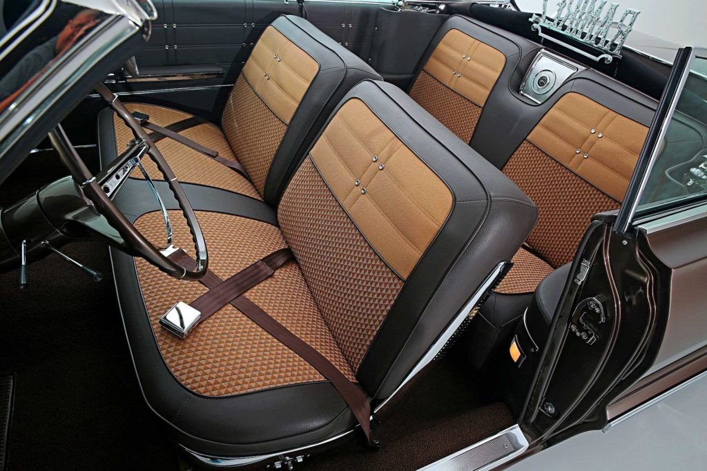 1963 chevrolet impala seat