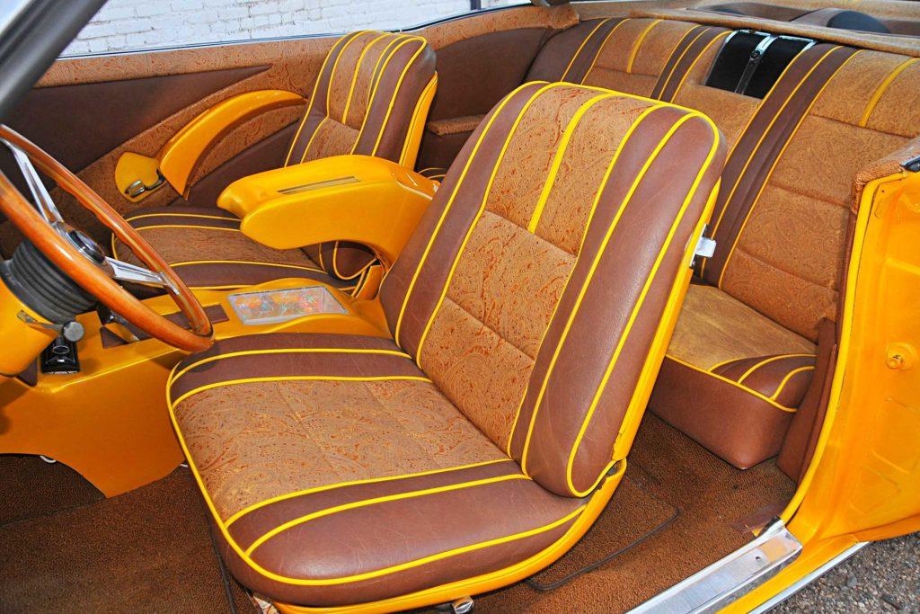 1967 buick riviera driver seat