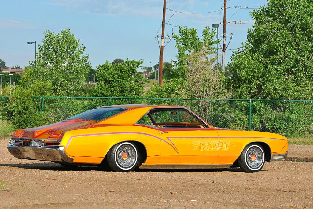 Aaron Munoz S 1967 Buick Riviera Gs Is A Family Affair