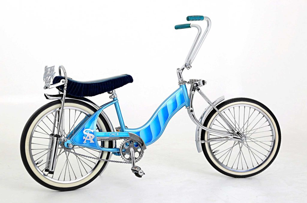 1969 schwinn slik chik side profile