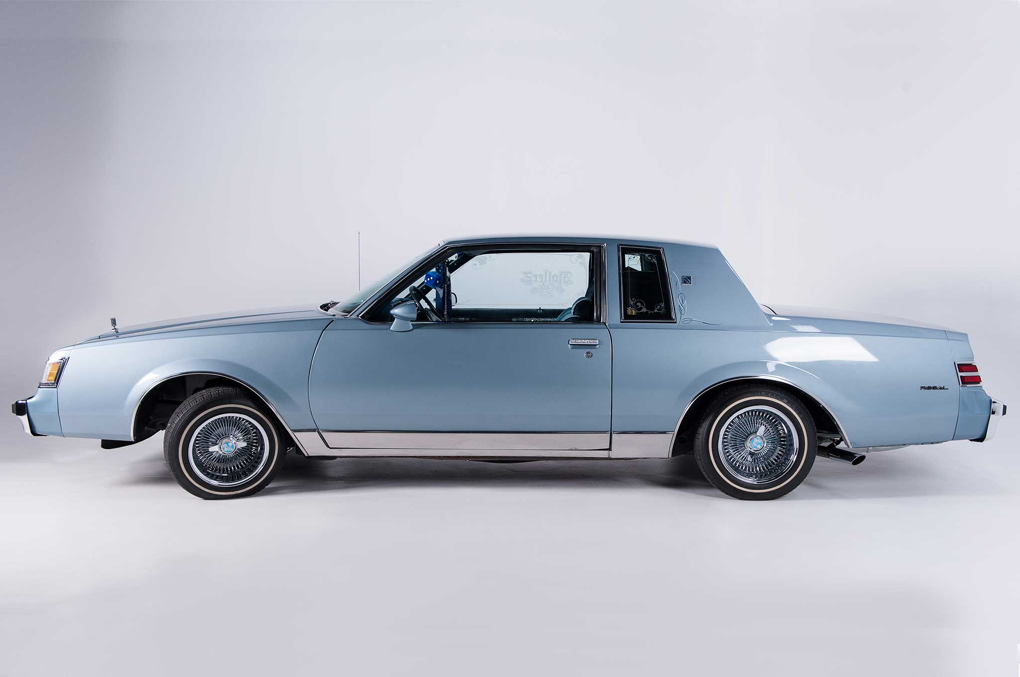 a polish lowrider 1986 buick regal. Black Bedroom Furniture Sets. Home Design Ideas