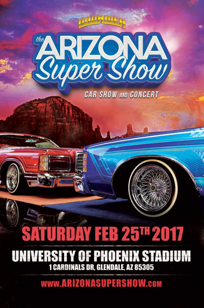 2017 arizona super show ford ltd flyer