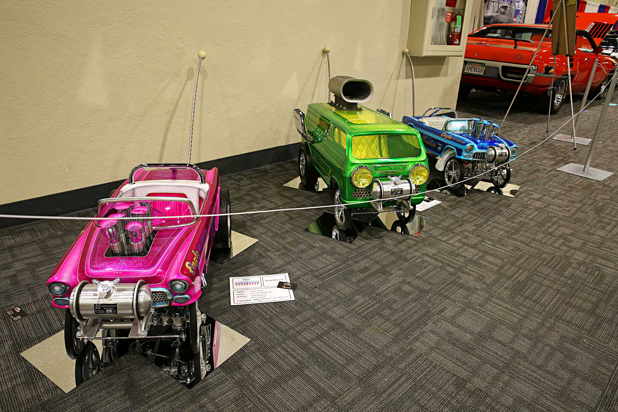 Engle Bros Fabrication Strollers At The 2017 Gnrs