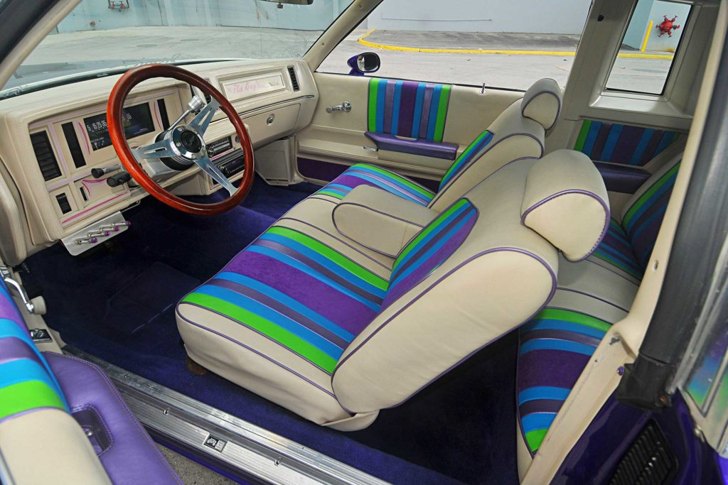 1983 buick regal front seats