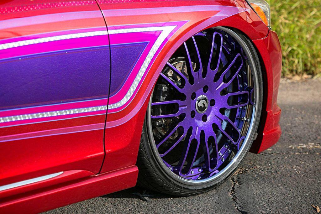 2006 lexus gs300 forgiato wheel