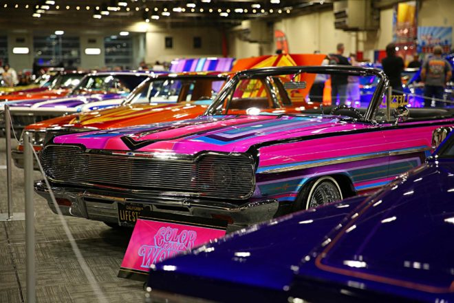 2017 grand national roadster show lifestyle car club 1964 impala convertible