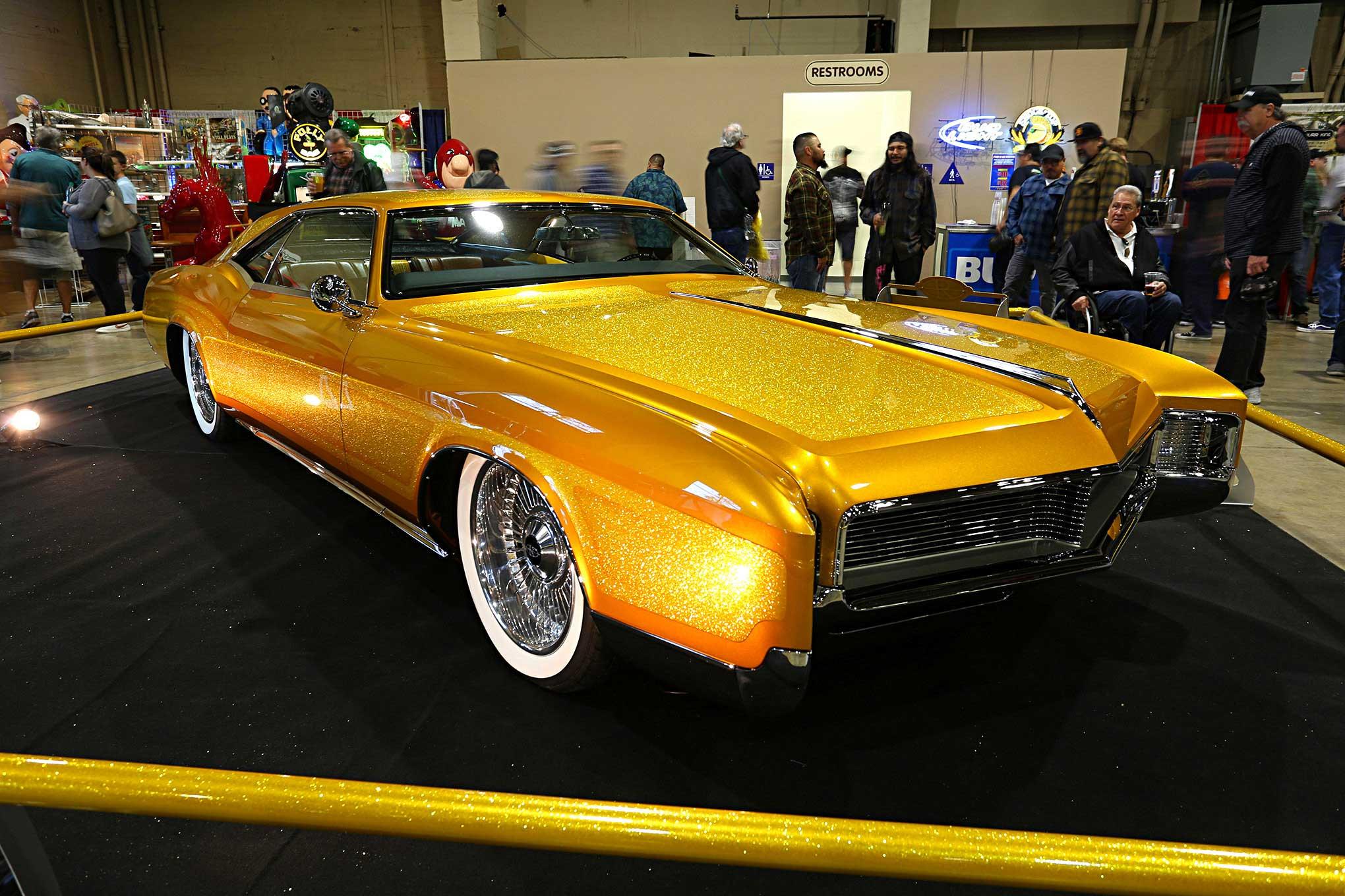 Custom Buick Grand National >> Hot Rods & Custom Stuff's Riviera GS - GNRS 2017 Spotlight