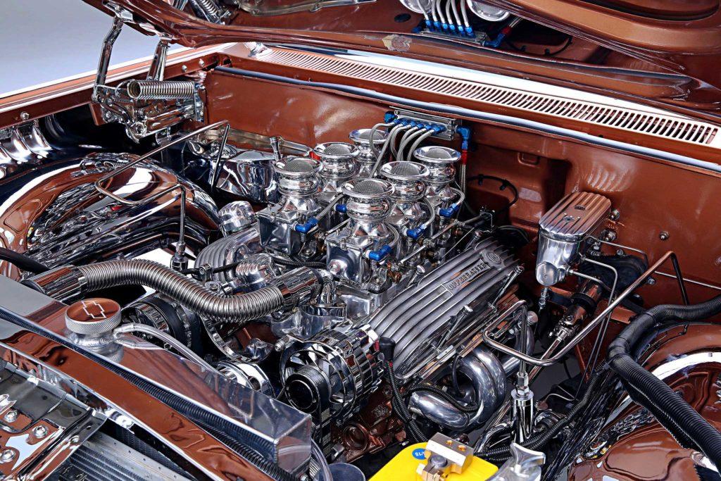 1959 chevrolet impala 355 circletracker engine