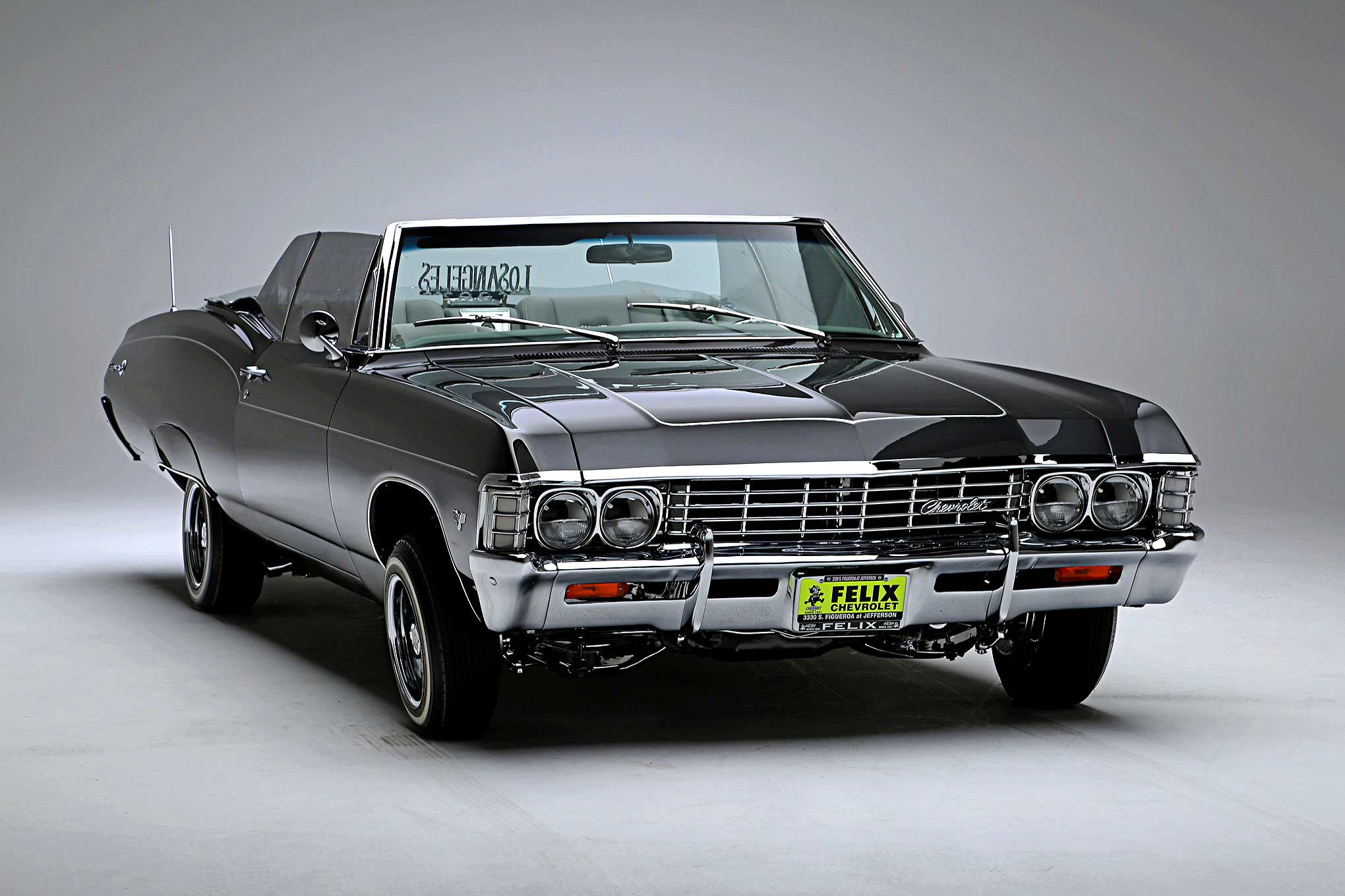 1967 Chevrolet Impala Convertible A Poor Man S Dream
