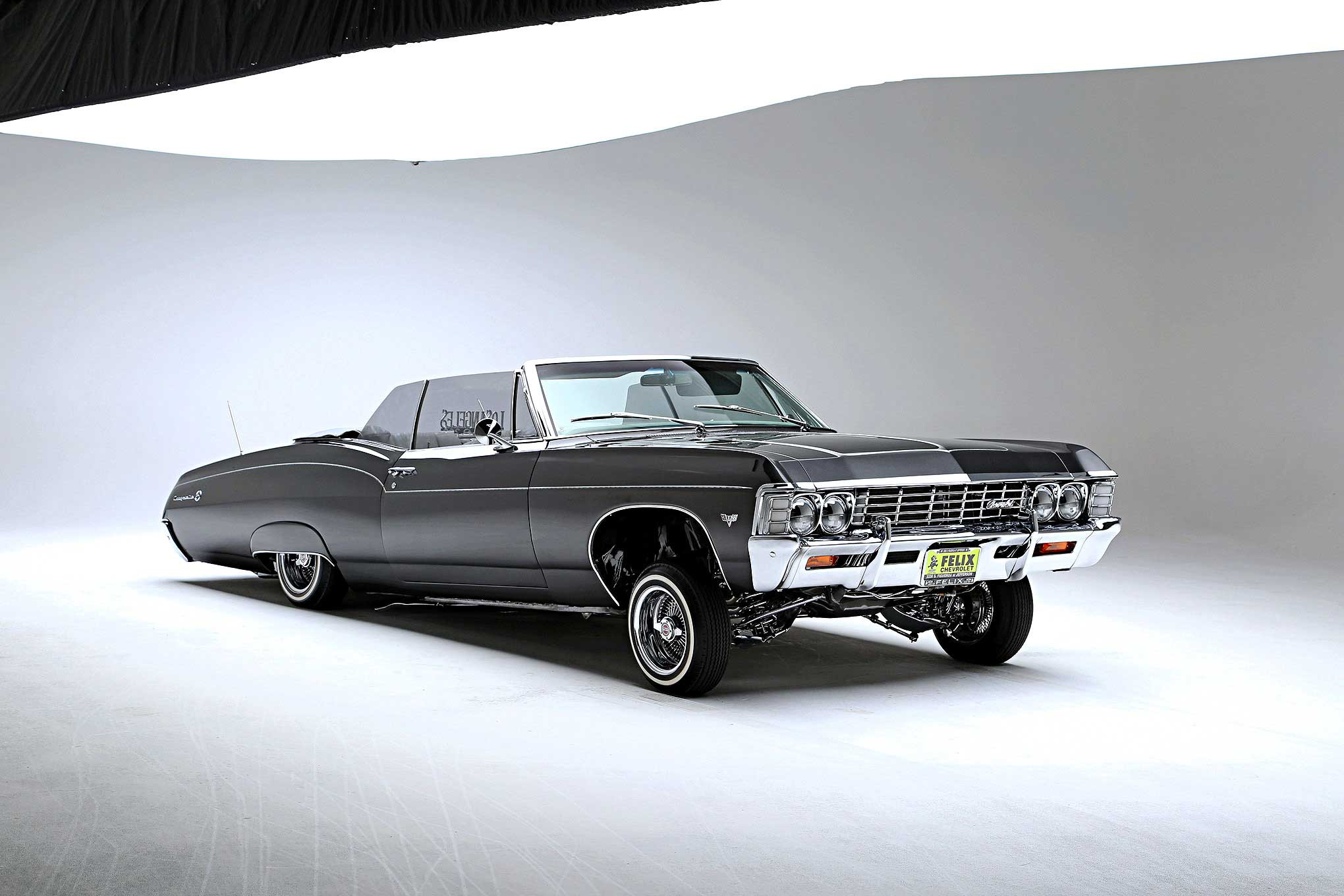 1967 Chevrolet Impala Convertible A Poor Man S Dream