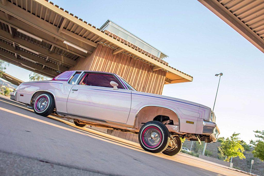 1978 oldsmobile cutlass supreme front passenger side view