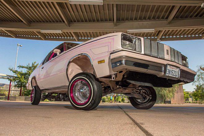 1978 oldsmobile cutlass supreme locked up