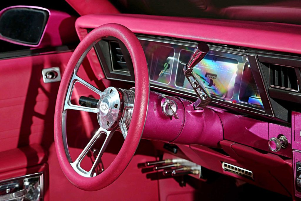 1986 chevrolet caprice cpp steering wheel