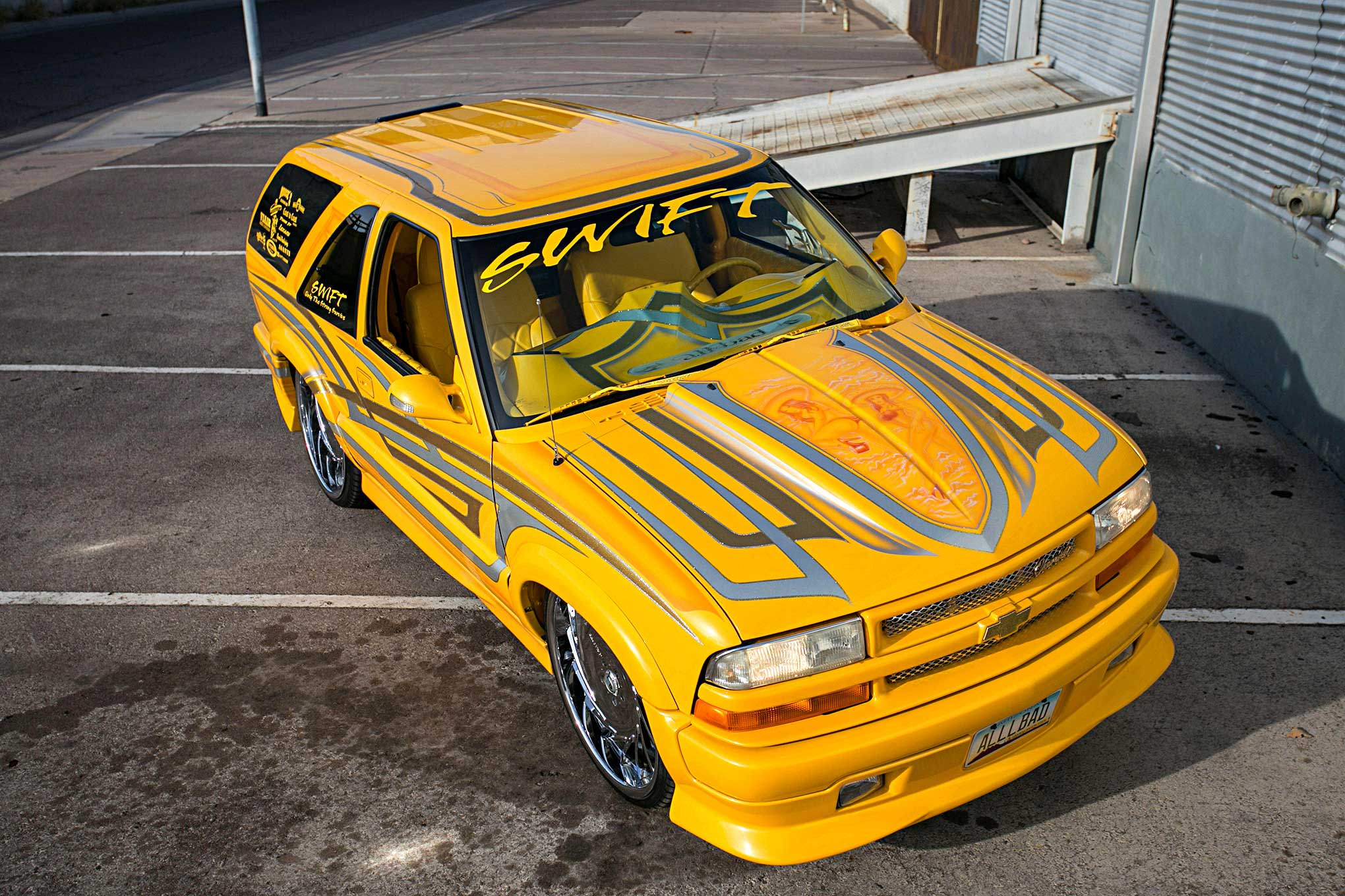 2003 Chevy Blazer Xtreme