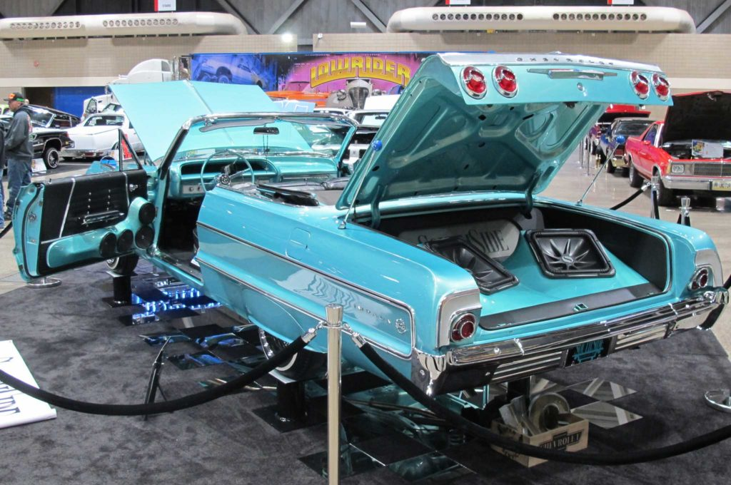 2017 kansas city world of wheels impala convertible