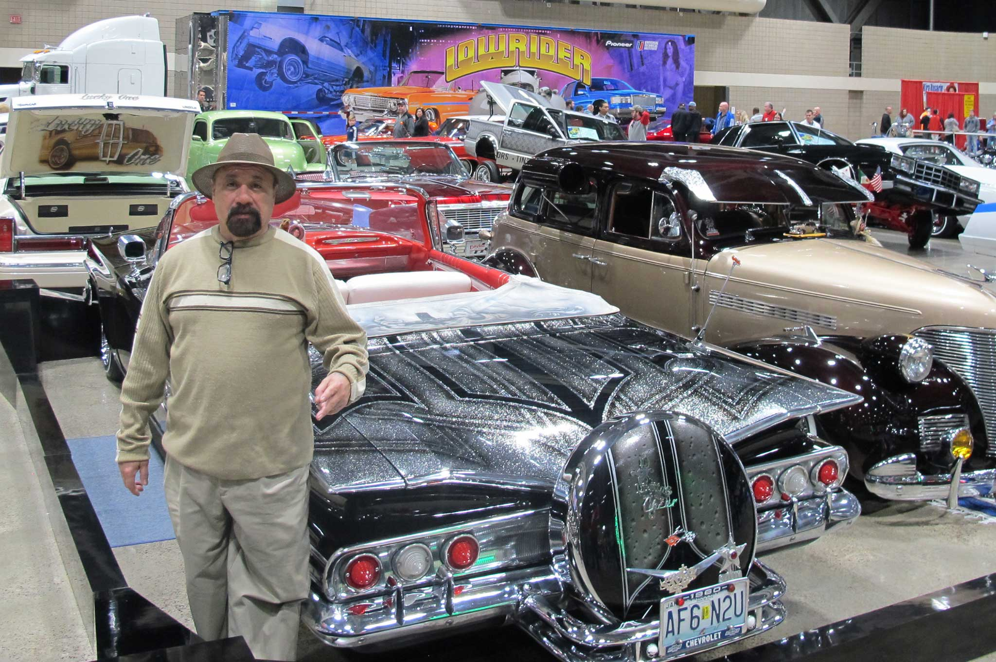 Stockton Auto World >> 2017 Kansas City World of Wheels