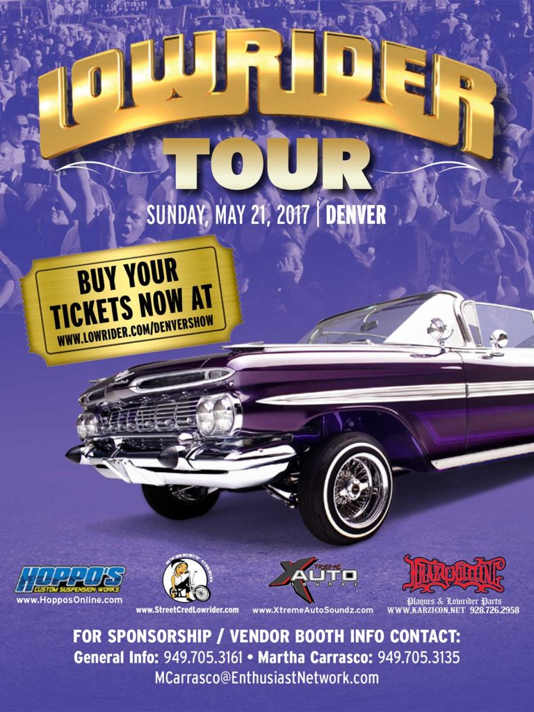 2017 lowrider tour flyer page 1 03232017