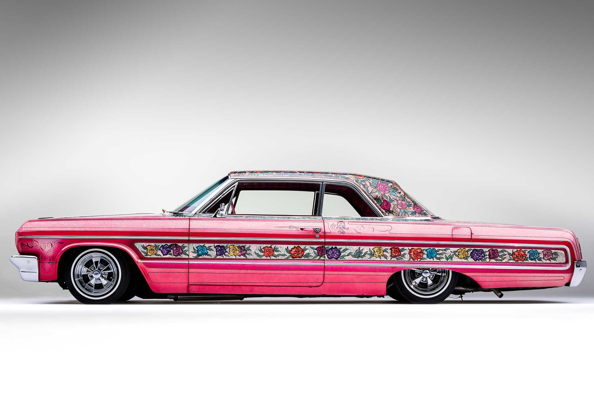 Gypsy Rose Will Be On Display At The National Mall