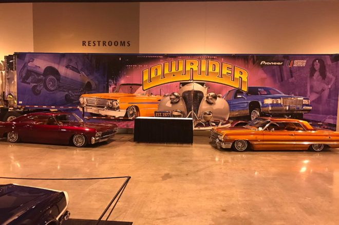 omaha world of wheels lowrider show truck