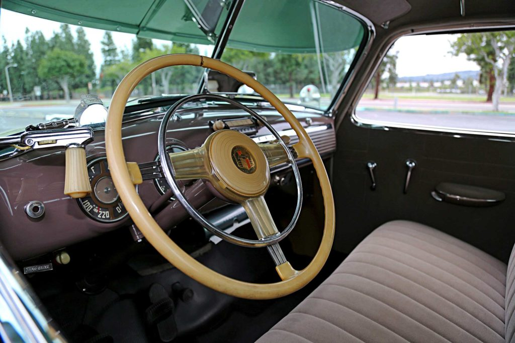 1949 Chevrolet 3100 Banjo Steering Wheel