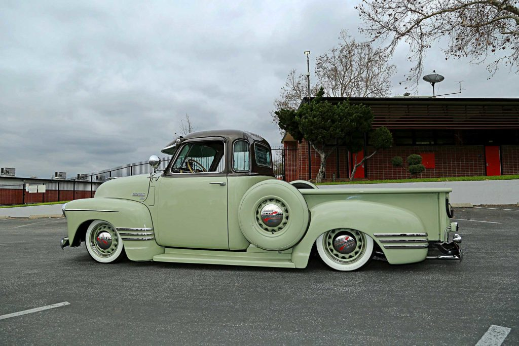 1949 Chevrolet 3100 Driver Side Profile