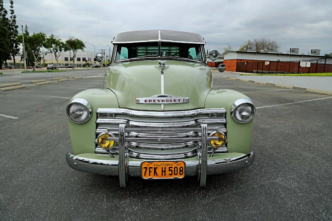 1949 Chevrolet 3100 Front Grille
