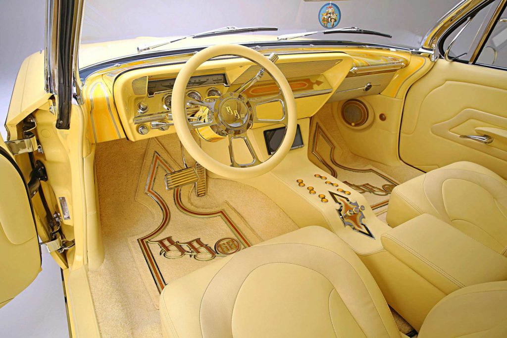1962 Chevrolet Impala Custom Floor Mats