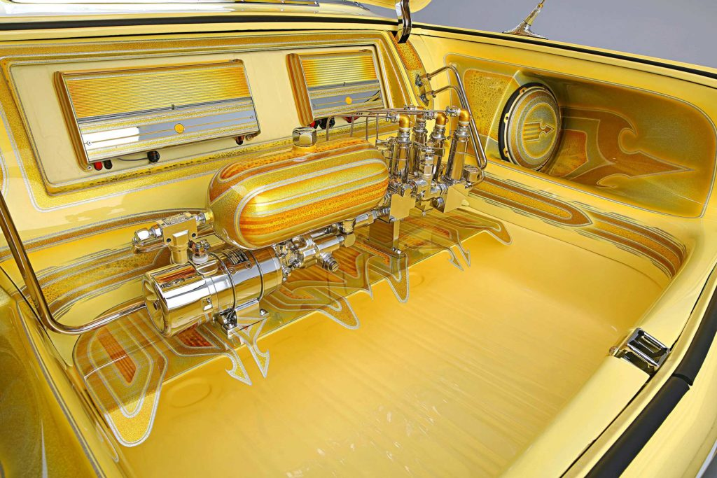 1962 Chevrolet Impala Pesco Hydraulic setup