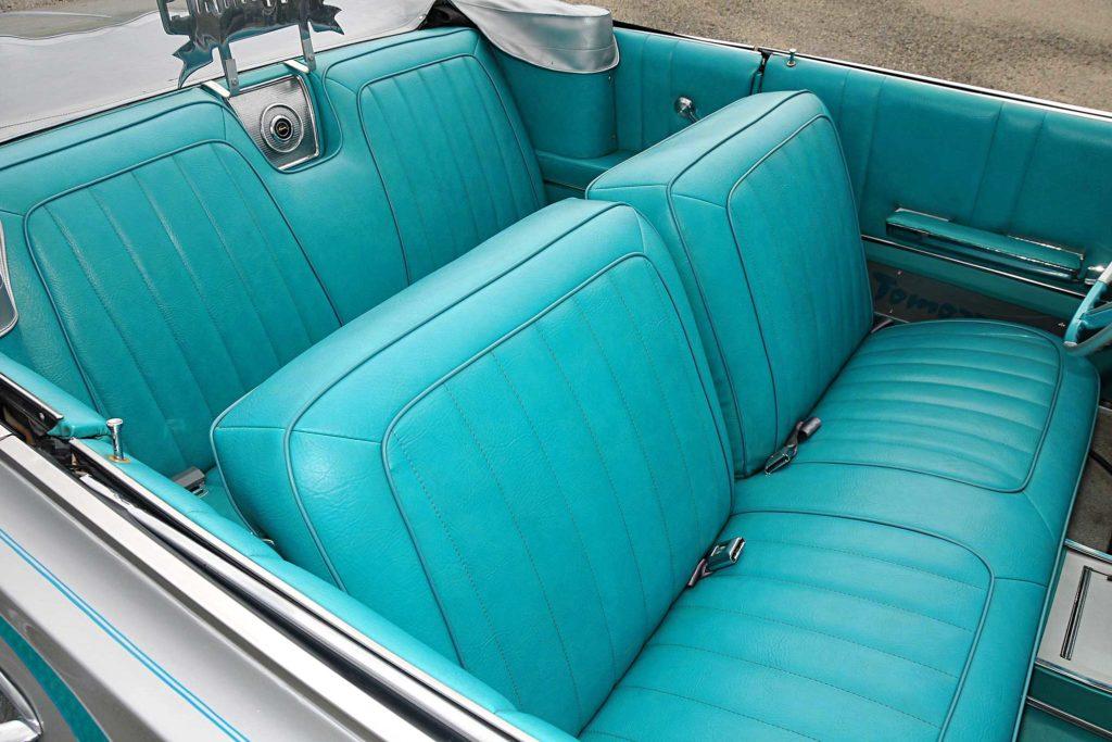 1963 Chevrolet Impala Convertible Seats