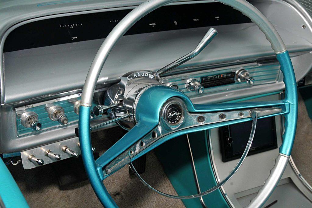 1963 Chevrolet Impala Convertible Steering Wheel
