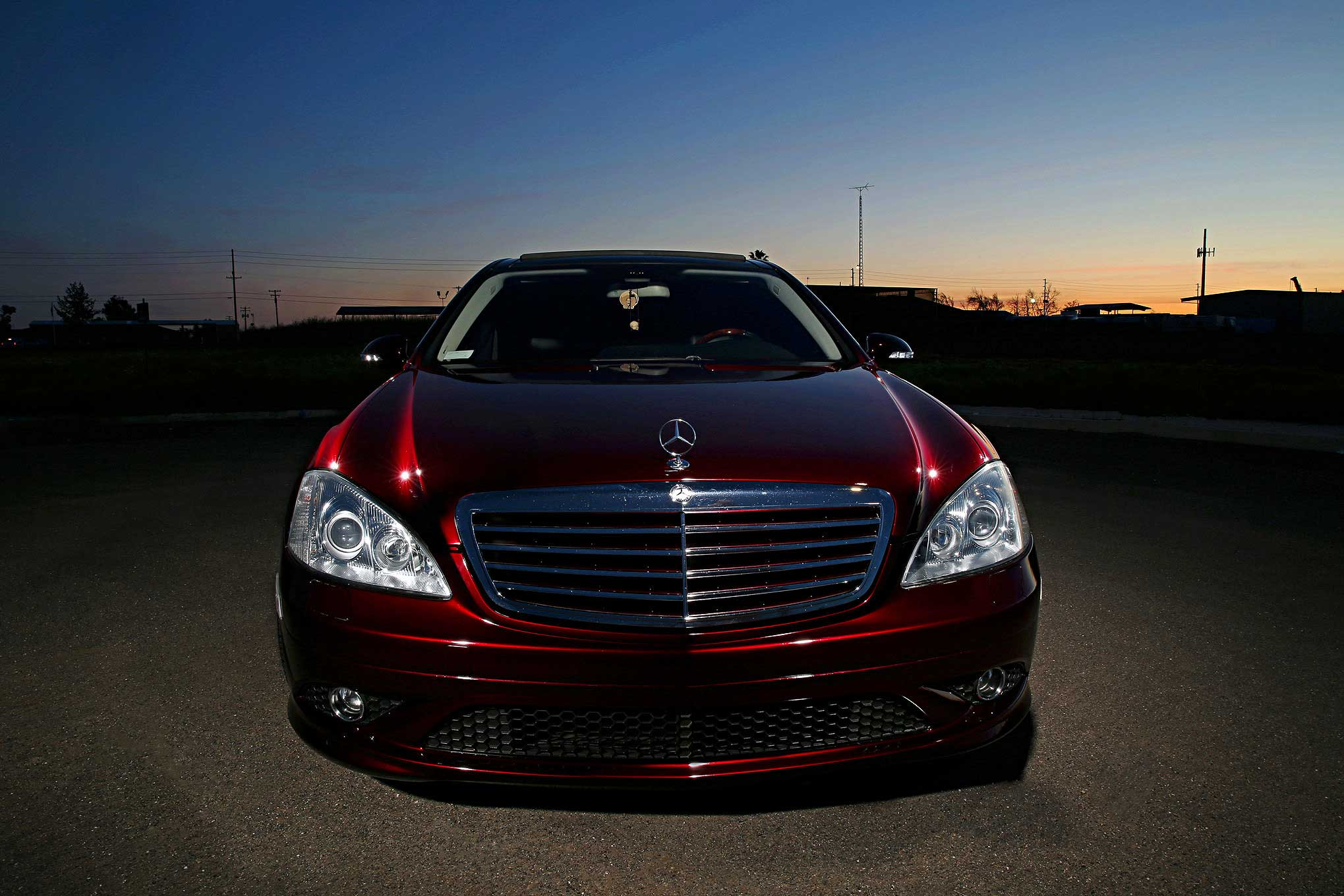 2009 mercedes s550 50 shades of candy for Mercedes benz s550 car cover