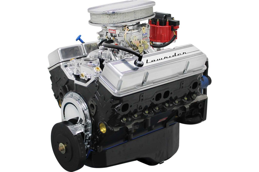 Essential Parts Summit RAcing Lowrider Series Engines