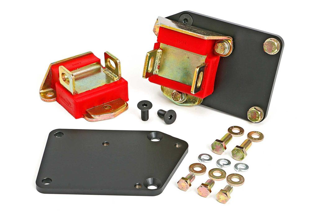 New Products Trans Dapt Gen 5 LT Engine Swap Mounts
