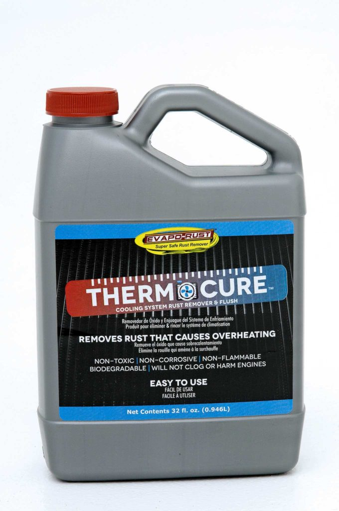 rust removal evapo rust thermocure
