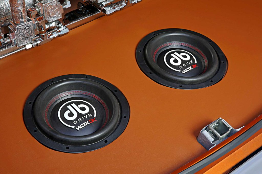 1961 Chevrolet Impala Convertible DB Drive WDX 3K Subwoofers