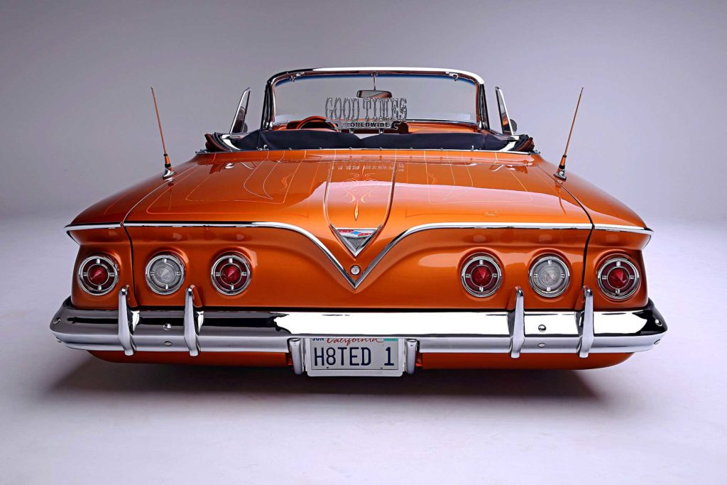 1961 Chevrolet Impala Convertible Taillights