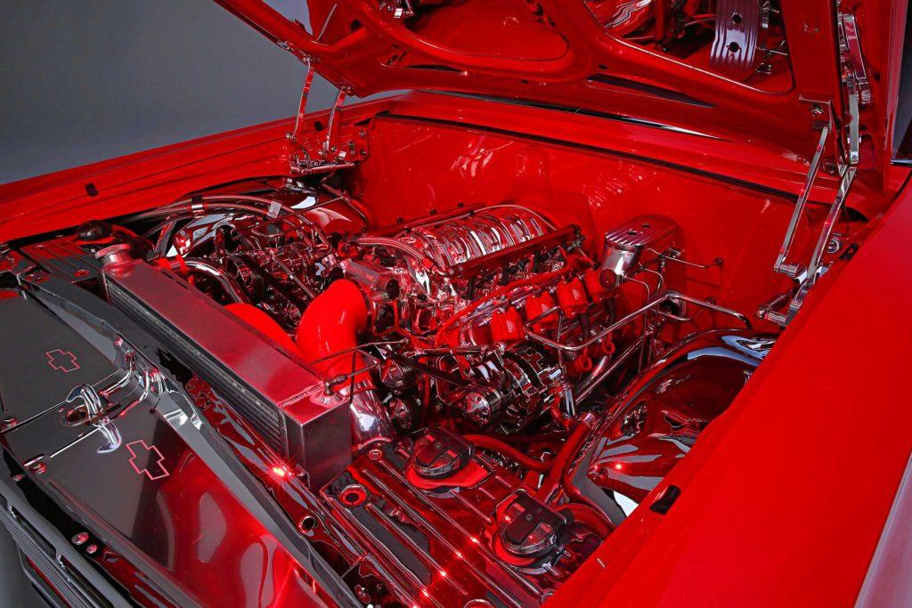 1964 Chevrolet Impala Convertible Super Sport 2004 LS motor