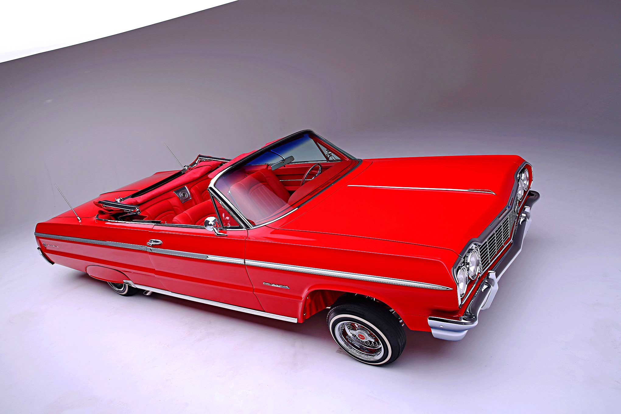 64 Chevy Impala Ss Convertible Standing The Test Of Time