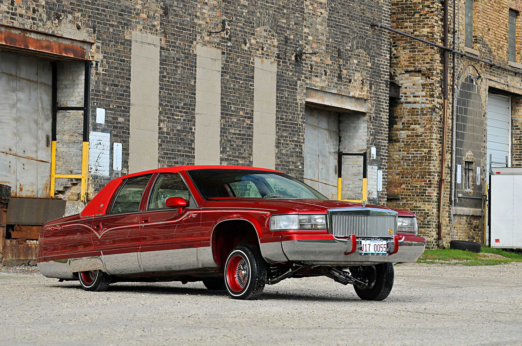 1994 cadillac fleetwood brougham a sick classic for Classic house 1994