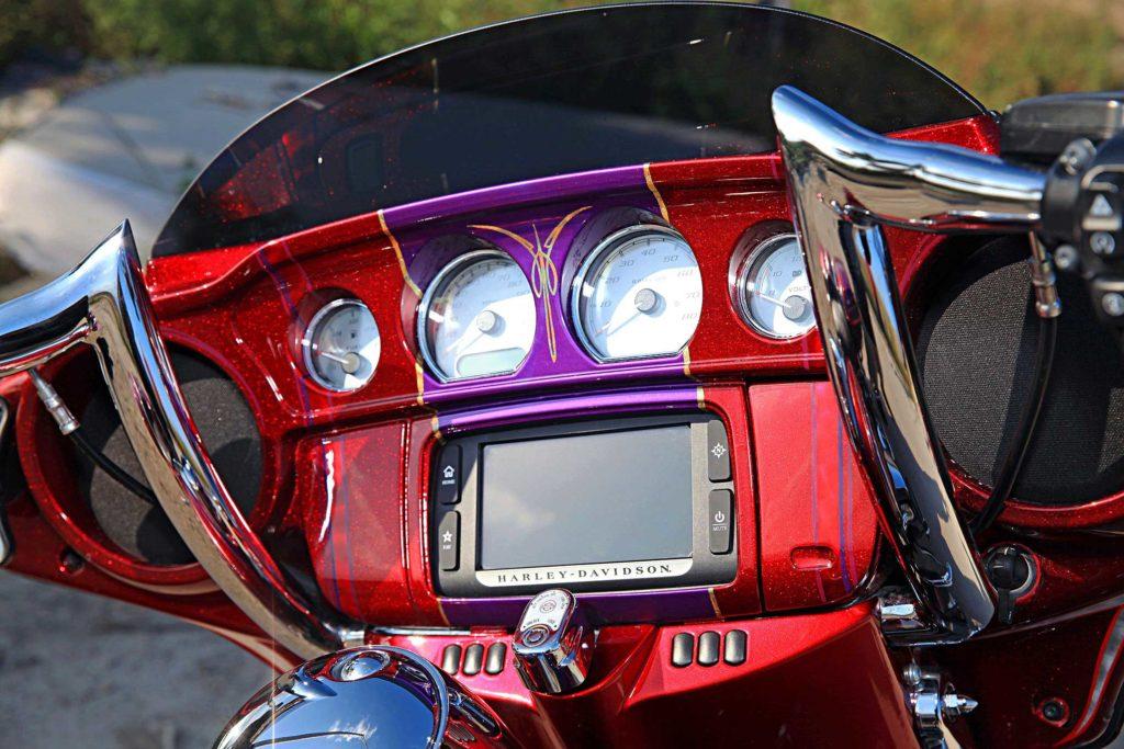 2015 Harley Davidson Street Glide Gauge Cluster