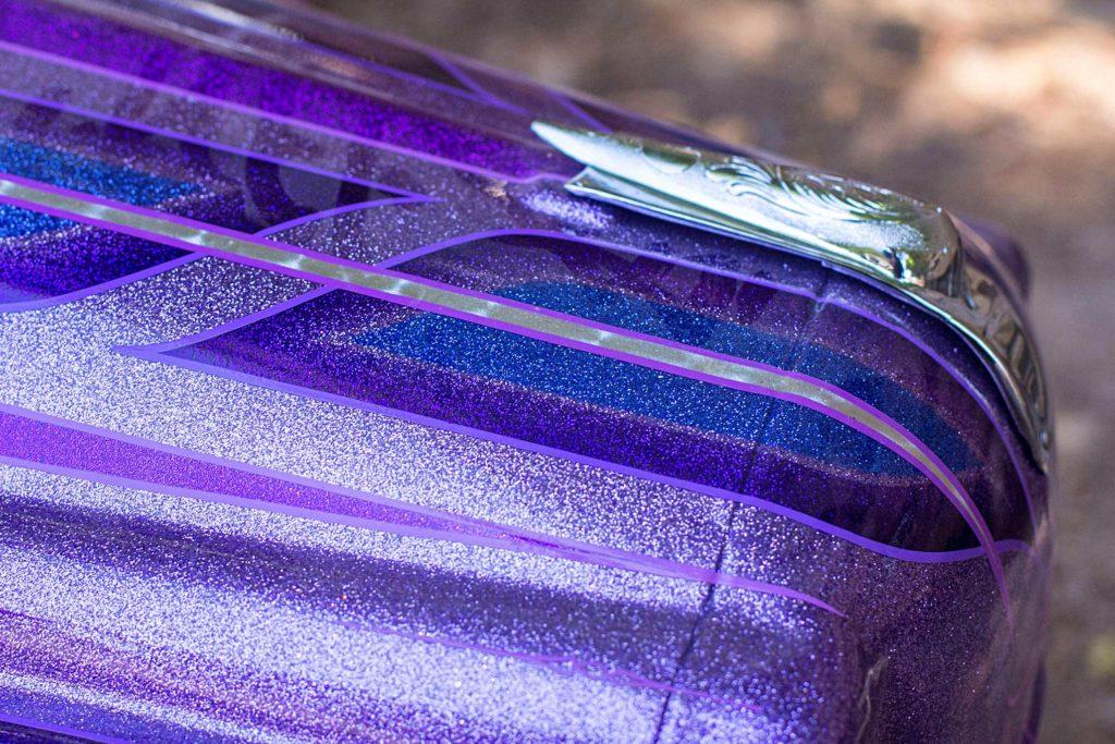 Krazy Kuttin Pedal Car Flaked Patterns