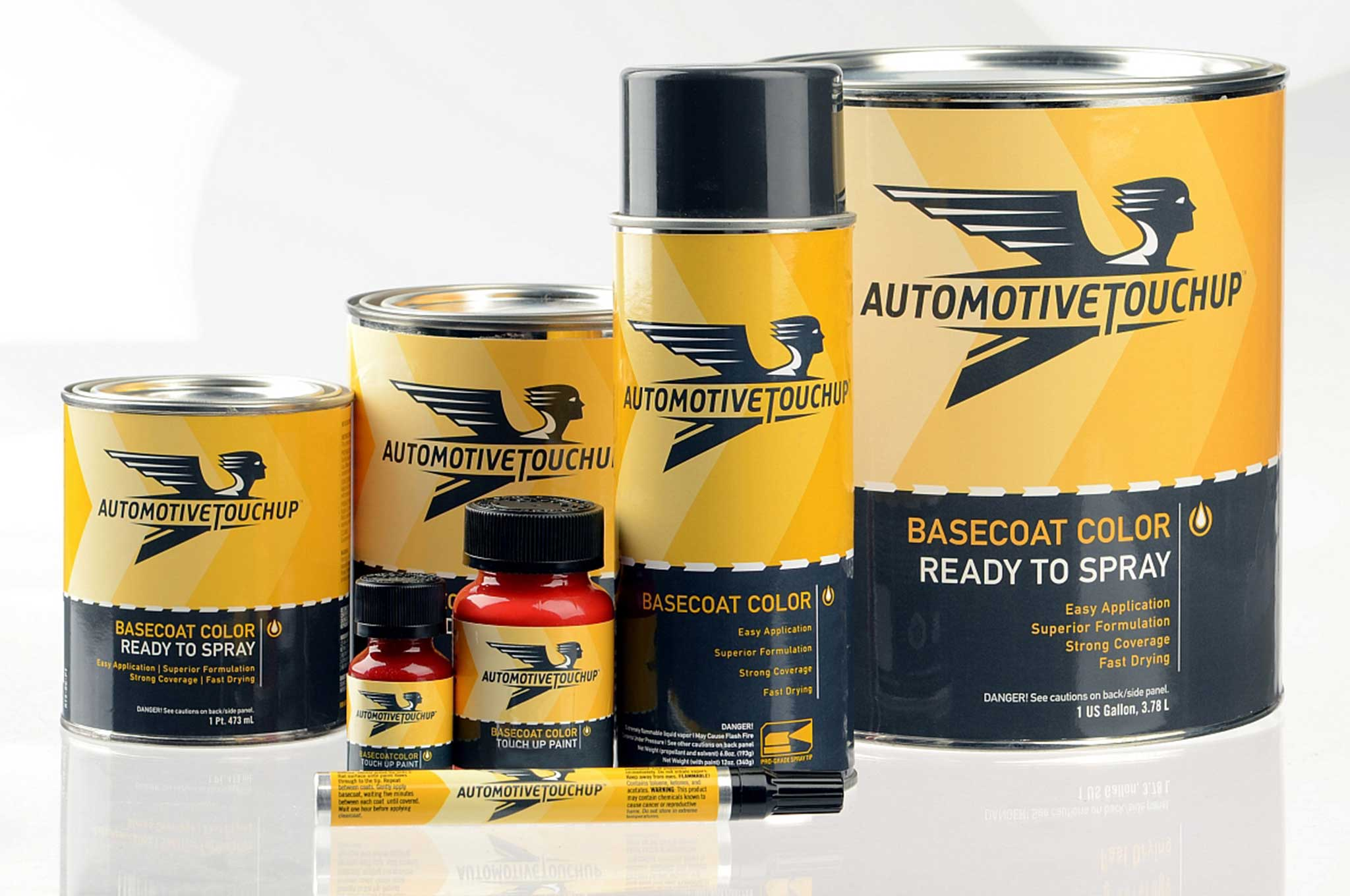 New products you should know about for Automotive paint suppliers