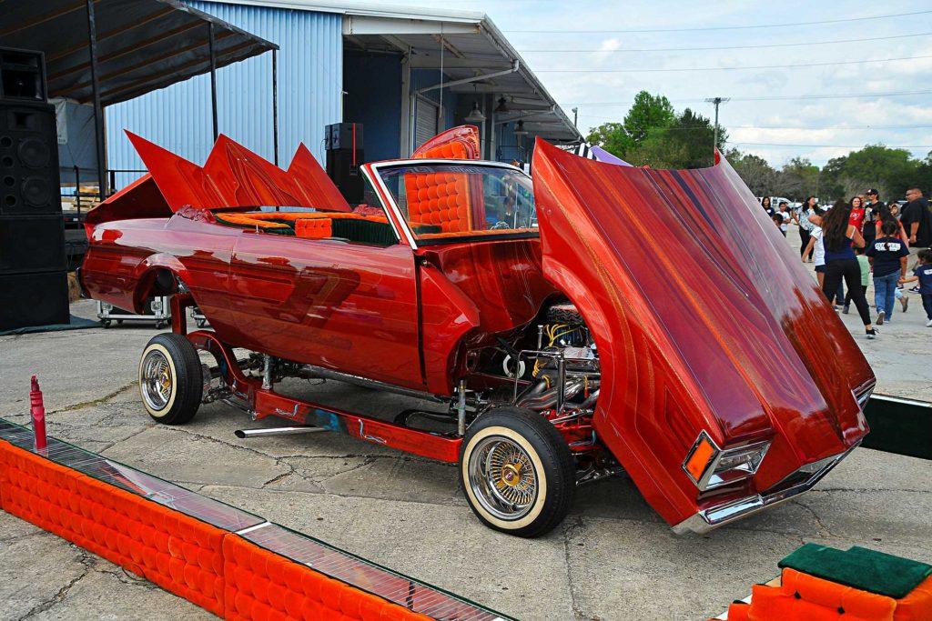 Royal Legacy Lowrider Show Custom 1979 Buick Regal Convertible