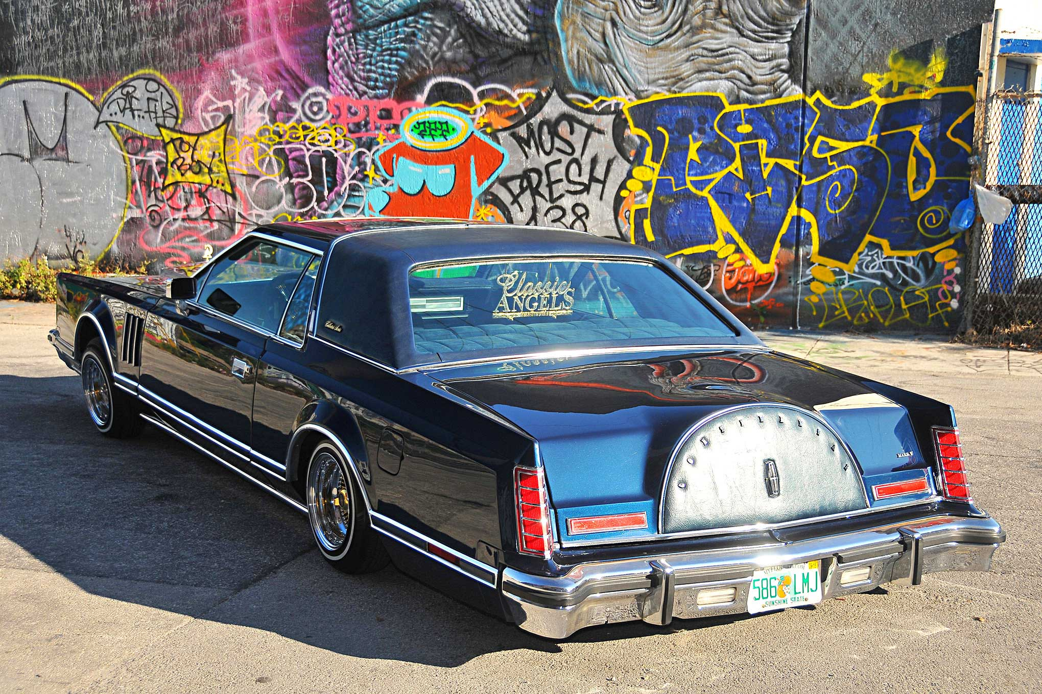 Optima Blue Top >> 1979 Lincoln Continental Mark V - Making His Mark