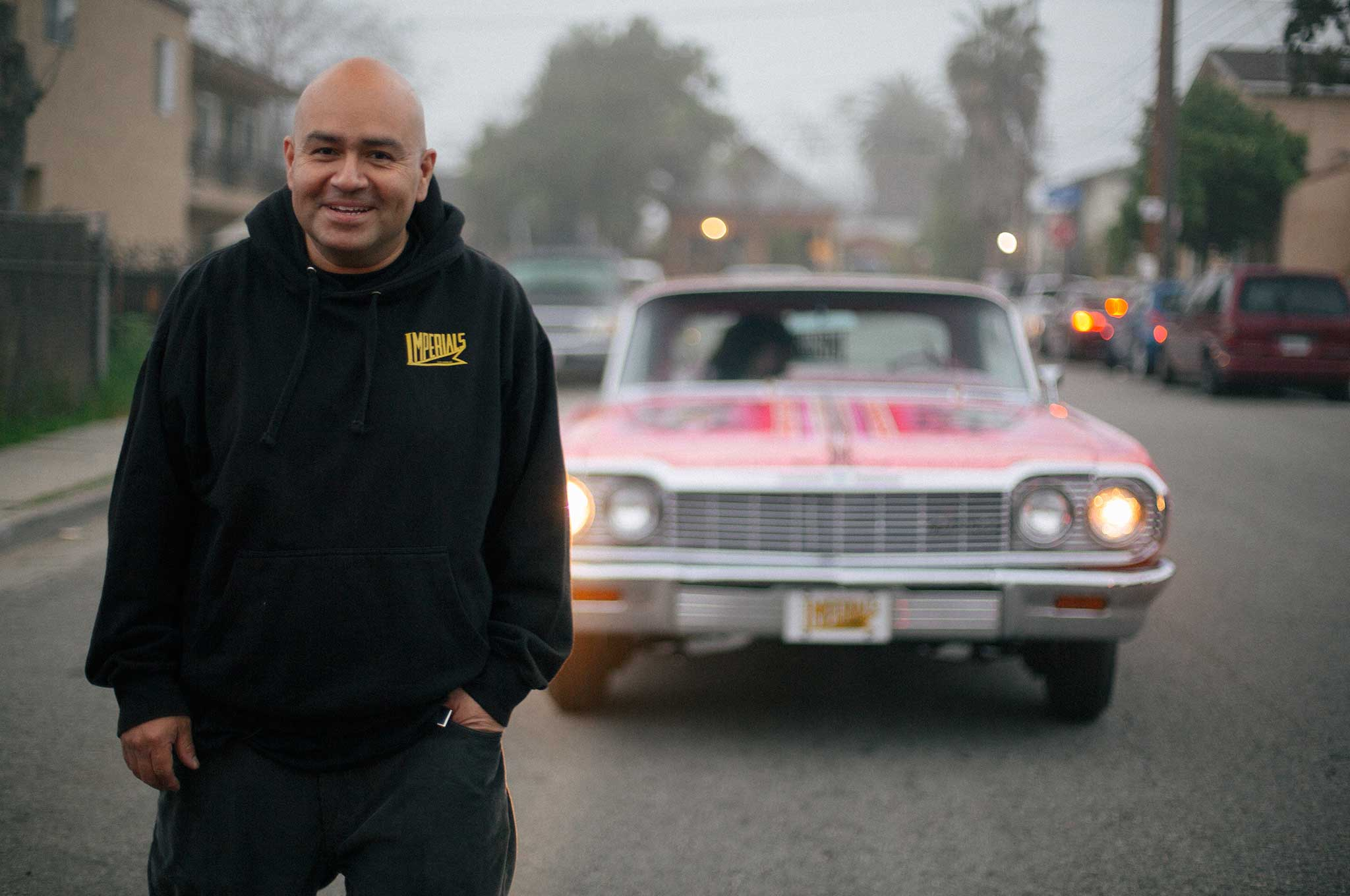 Joe For Oil >> Gypsy Rose Becomes the First Lowrider Inducted into the HVA